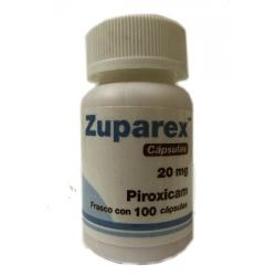 Piroxicam 20Mg Capsule