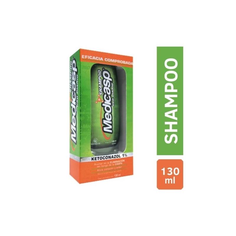 MEDICASP  ( ketoconazol ) 130 ml SHAMPOO