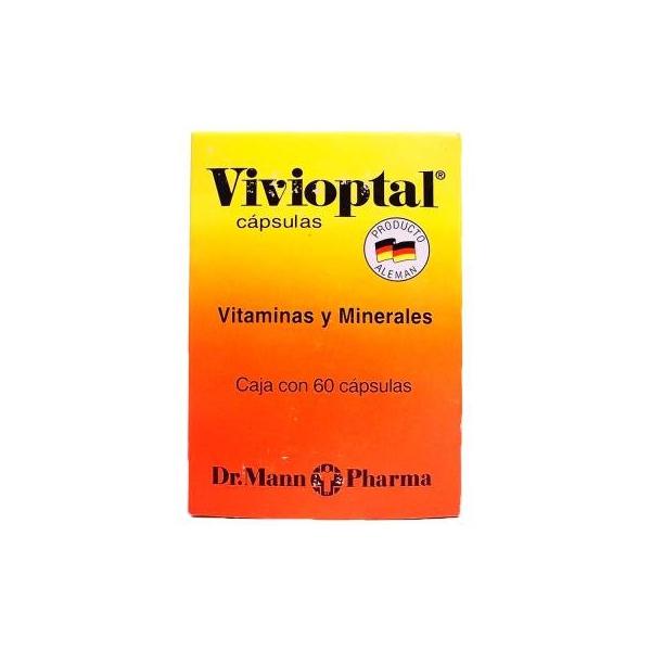 VIVIOPTAL C/60 CAPSULAS