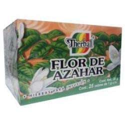 FLOR DE AZAHAR 25G C/25 SOBRES