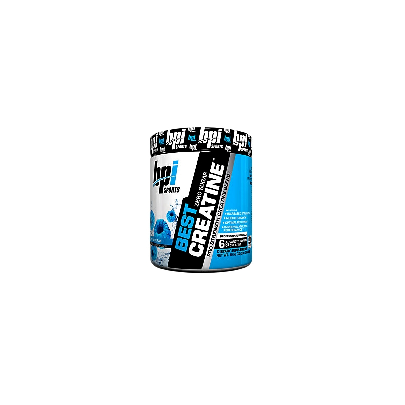 BEST CREATINE 50 SIRV ICY BLUE