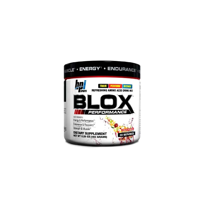 BLOX 60 SERV FRUIT PUNCH