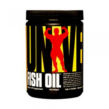 FISH OIL 100 CAPSULAS