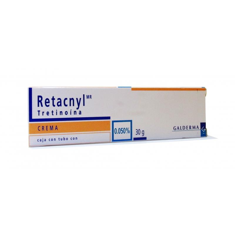 RETACNYL (TRETINOINA) 0.005% 30g