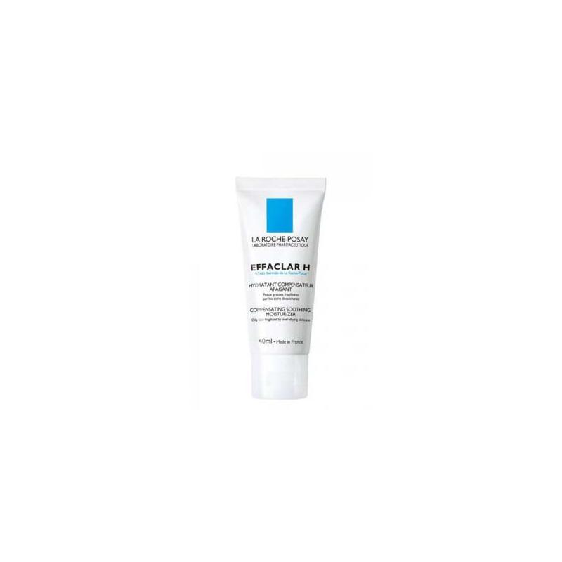 EFFACLAR H Hidratante calmante multi-compensador 40ml