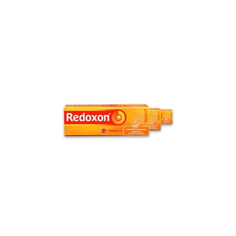 REDOXON EFERV NARANJA 10 TABS