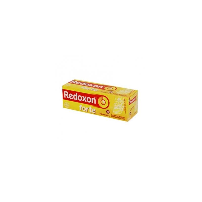 REDOXON  FORTE EFERV 10 TABS