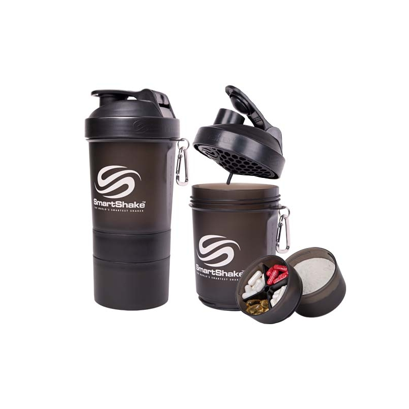 SMARTSHAKE 200oz/600ml- negro
