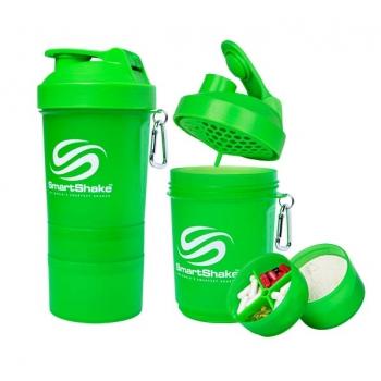 SMARTSHAKE 200oz/600ml- neon green