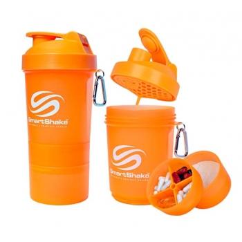SMARTSHAKE 200oz/600ml- neon orange