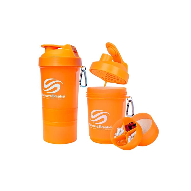 SMARTSHAKE 200oz/600ml- naranja