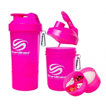 SMARTSHAKE 200oz/600ml- rosa