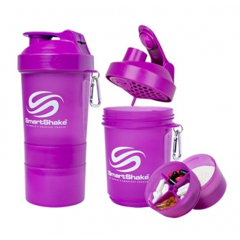 SMARTSHAKE 200oz/600ml- neon purple