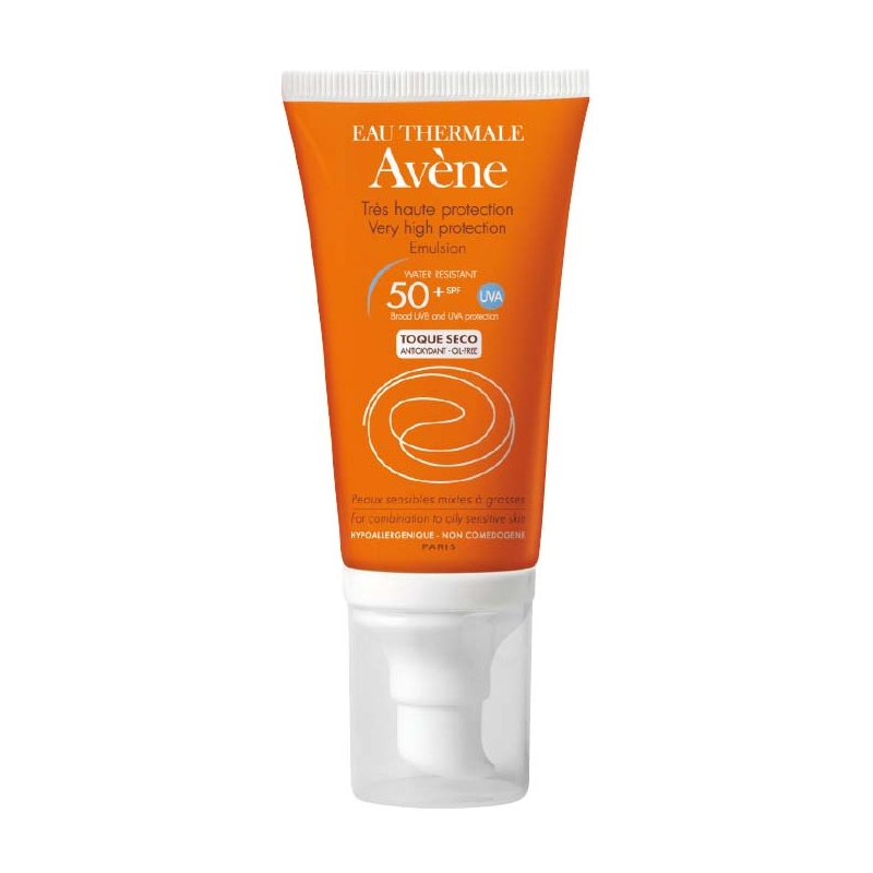 AVENE EMULSION SIN COLOR 50 FPS