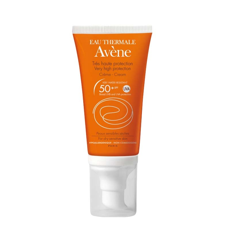 FILTRO SOLAR AVENE FACIAL FPS50+ 1 TUB 50 ML