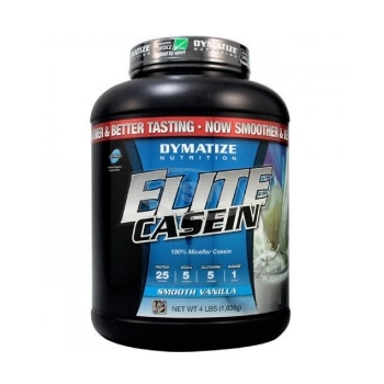 ELITE CASEIN 4 LBS SMOOTH VAINILLA