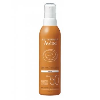 AVENE SUN PROTECTION SPRAY 50+SPF 200ML - Farmacia Del Niño - PHARMACY ONLINE IN MEXICO OF BRAND