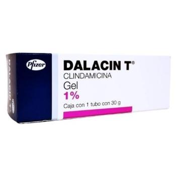 DALACIN T  1% GEL TUBO 30G