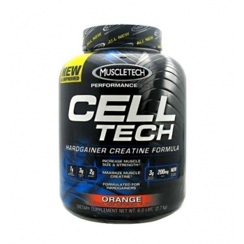 PERFORMANCE SERIES CELL-TECH 6 LBS NARANJA