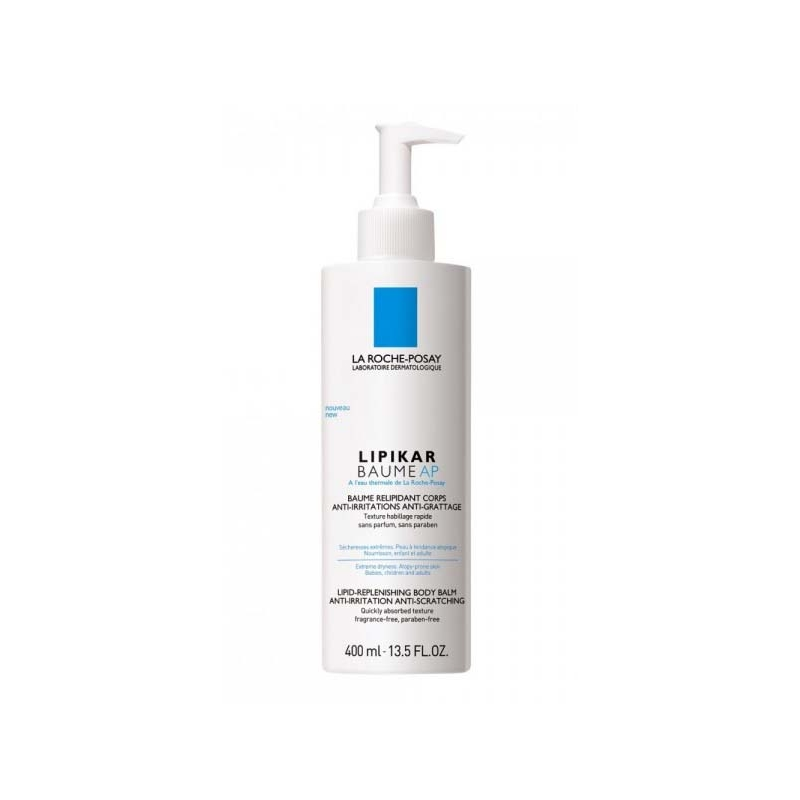 LIPIKAR BAUME AP+ ANTI-IRRITACIONES 400ML