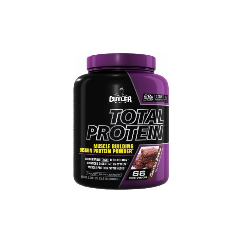 TOTAL PROTEIN 5 LBS BROWNIE DE CHOCOLATE