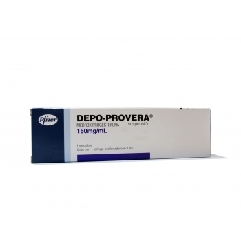 DEPO-PROVERA (MEDROXI - PROGESTERONA) 150MG/ML INYECTABLE