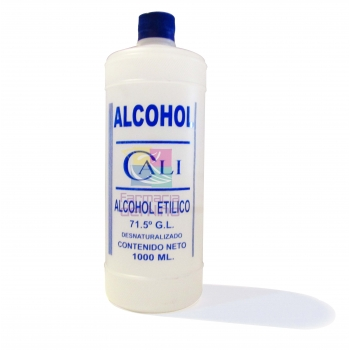 ALCOHOL CALI 71.5G 1000ML