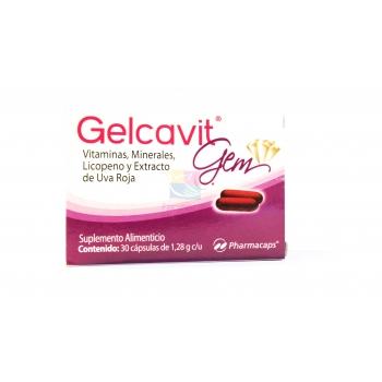 GELCAVIT GEM 30 CAPS