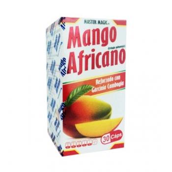 MANGO AFRICANO (suplemento alimenticio) 500mg 30capsulas