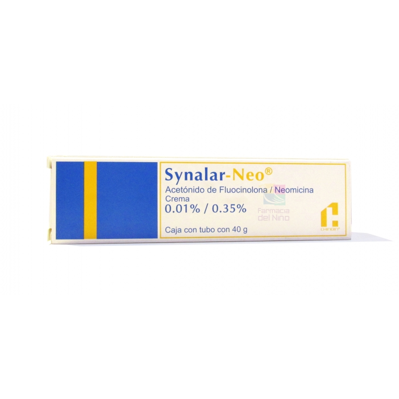 Synalar -Neo 0.01% (fluocinolone acetonide - neomycin