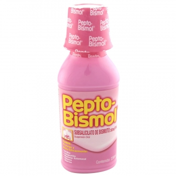 PEPTO-BISMOL (BISMUTH SUBSALICYLATE) SUSP 236ML   *THIS PRODUCT IS ONLY AVAILABLE IN MEXICO