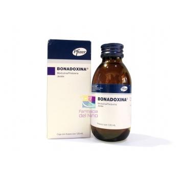 BONADOXINA (MECLIZINE / pyridoxine) SYRUP 120 ML