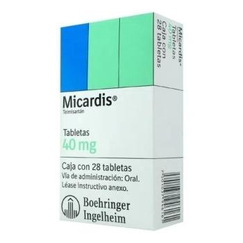 MICARDIS (TELMISARTAN) 40MG 28TAB