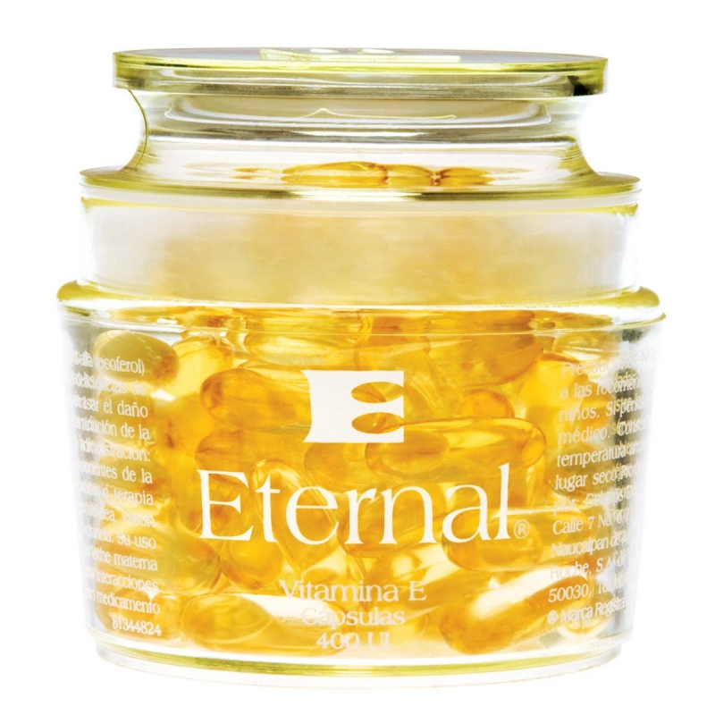 E-ETERNAL (VITAMINA E) 99 CAPS 400MG - Farmacia Del Niño