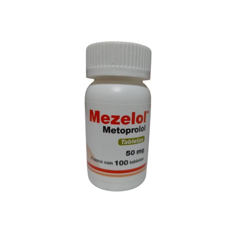 MEZELOL 50 MG 100 TAB
