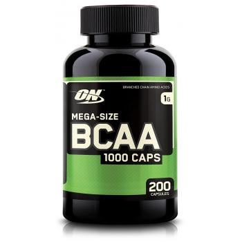 ON BCAA 1000 MG 200 CAPS