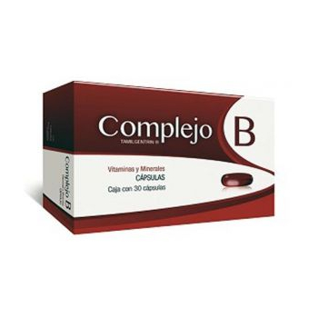 COMPLEJO B (BEDOYECTA) 30 CAPSULAS