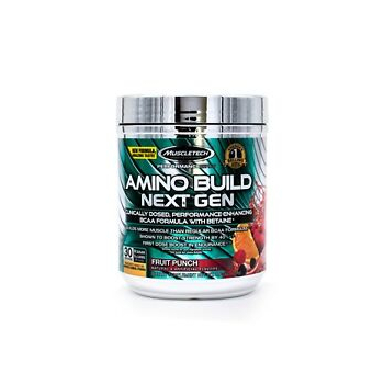 AMINO BUILD NEXT GEN 30 SERV FRUIT PUNCH