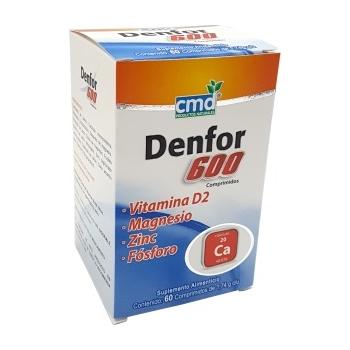 DENFOR 600  60 COMPRIMIDOR 1,74G