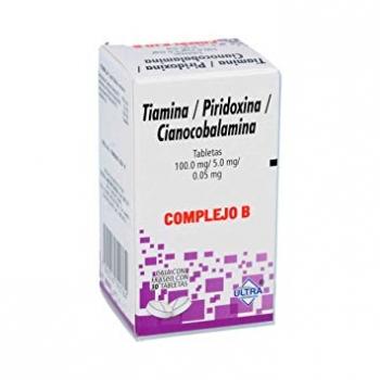 COMPLEJO B (Ultra) c/30 TABS.  ( DOLO-NEUROBION  ) 100/5/0.05 MG.