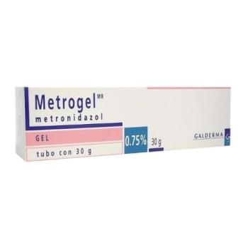 METROGEL(METRONIDAZOLE) 0.75% 30G - Farmacia Del Niño..