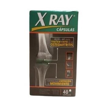 X-RAY (GLUCOSAMINA,VITAMINA C, CONDROITINA) 450MG,30MG,10MG 40 CAPSULAS