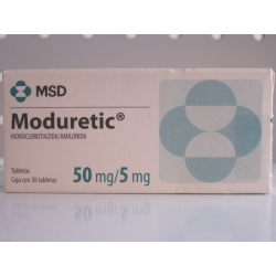Amiloride Side Effects