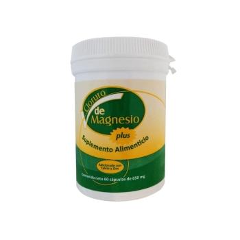VIDA MAGNESIO PLUS (CLORURO DE MAGNESIO) 60CAP - Farmacia