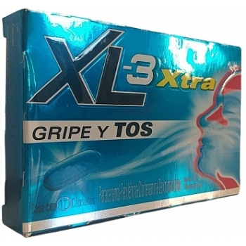 XL-3 XTRA  12TAB