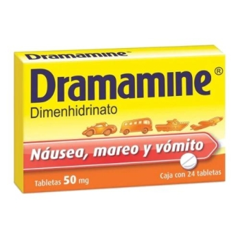 Dimenhydrinate 50 Mg Gravol