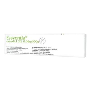 ESSVENTIA (ESTRADIOL) GEL 80G
