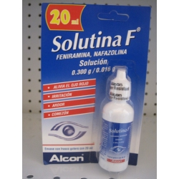 SOLUTINA F 20ML - Farmacia Del Niño - FARMACIA ONLINE EN