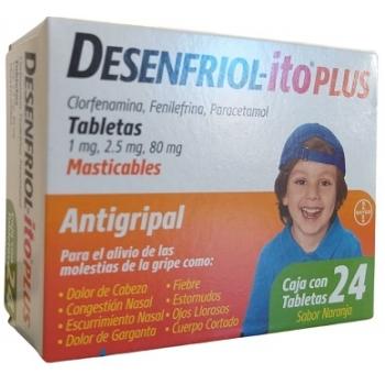 desenfriolito gotas pediatricas precio