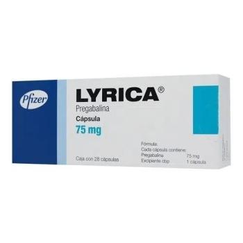 lyrica 75 mg pregabalin cost